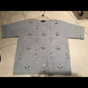 Ann Taylor Holiday sweater top